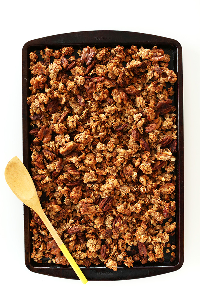 30-Minute-Banana-Bread-Granola-